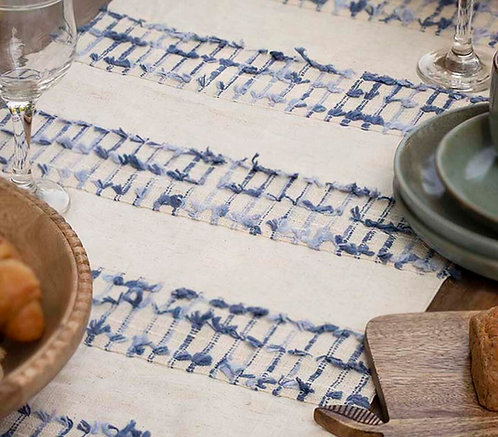 Handmade Cotton Runner