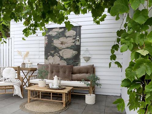 Lyon Sofa bamboo