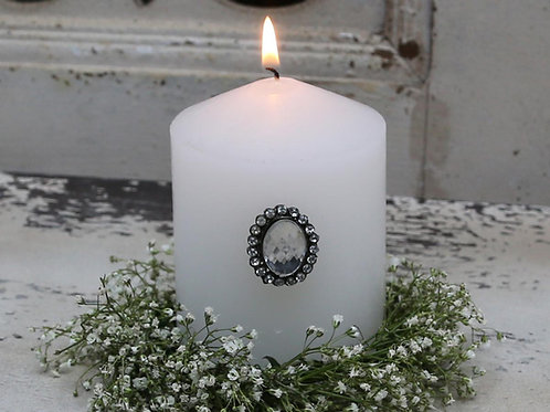 Candle Spear/Pin Decoration