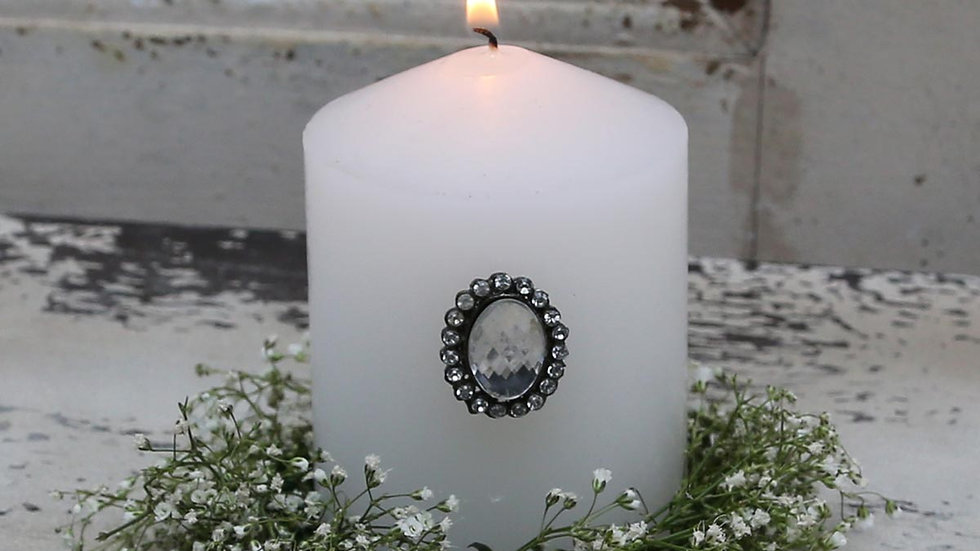 Candle Spear/Pin Decoration - Pack of 4