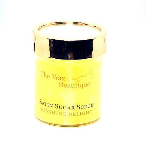Sunshine Delight Satin Sugar Scrub