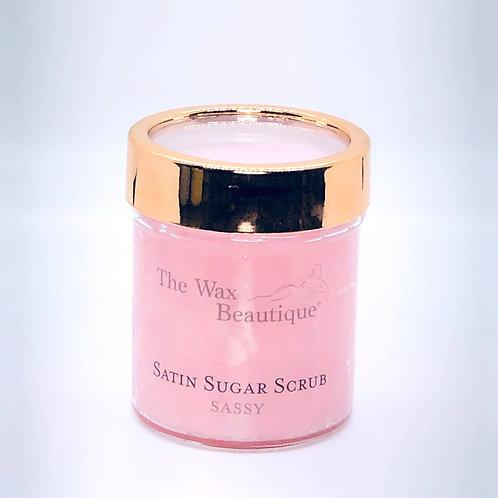 Sassy Satin Sugar Scrub
