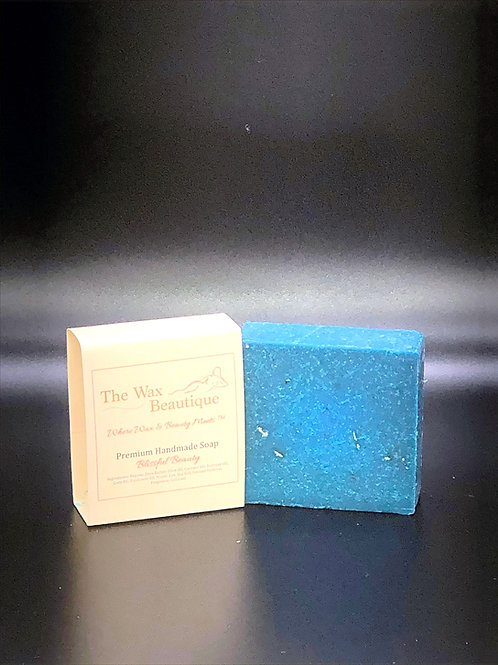 Blissful Beauty Exfoliating Soap Bar