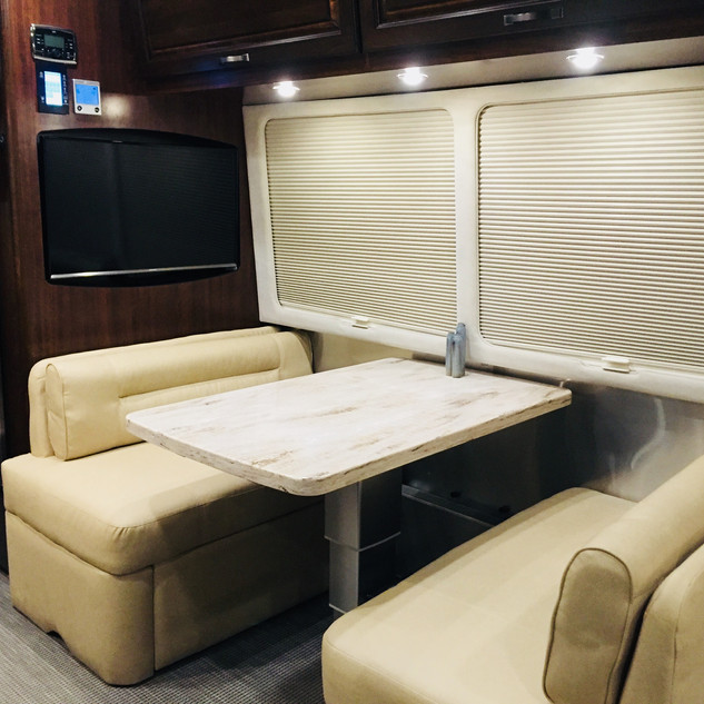 Airstream One Dining Table