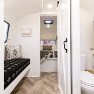 Lolalita Airstream Hallway