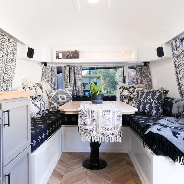 Lolalita Airstream Living Room