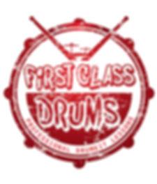 First Clas Drums Logo