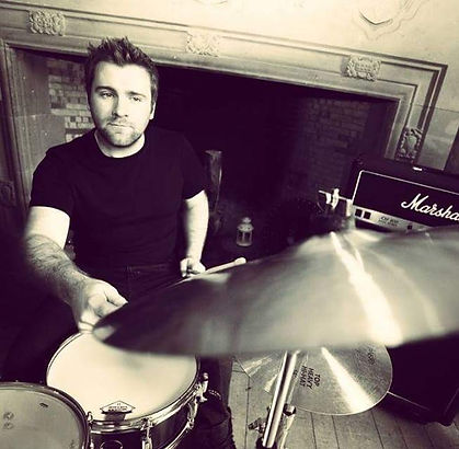 Sam Lumsden Drummer and founder of First Class Drums