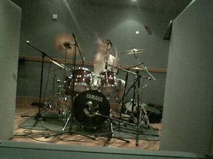 Sam Lumsden Session Drummer