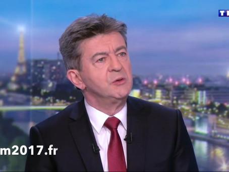 Soutien à la candidature de Jean-Luc Mélenchon