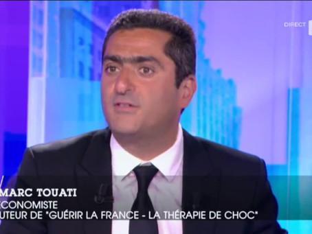 Au-delà des bouffonneries de Marc Touati, la télévision ne doit pas spolier les Français