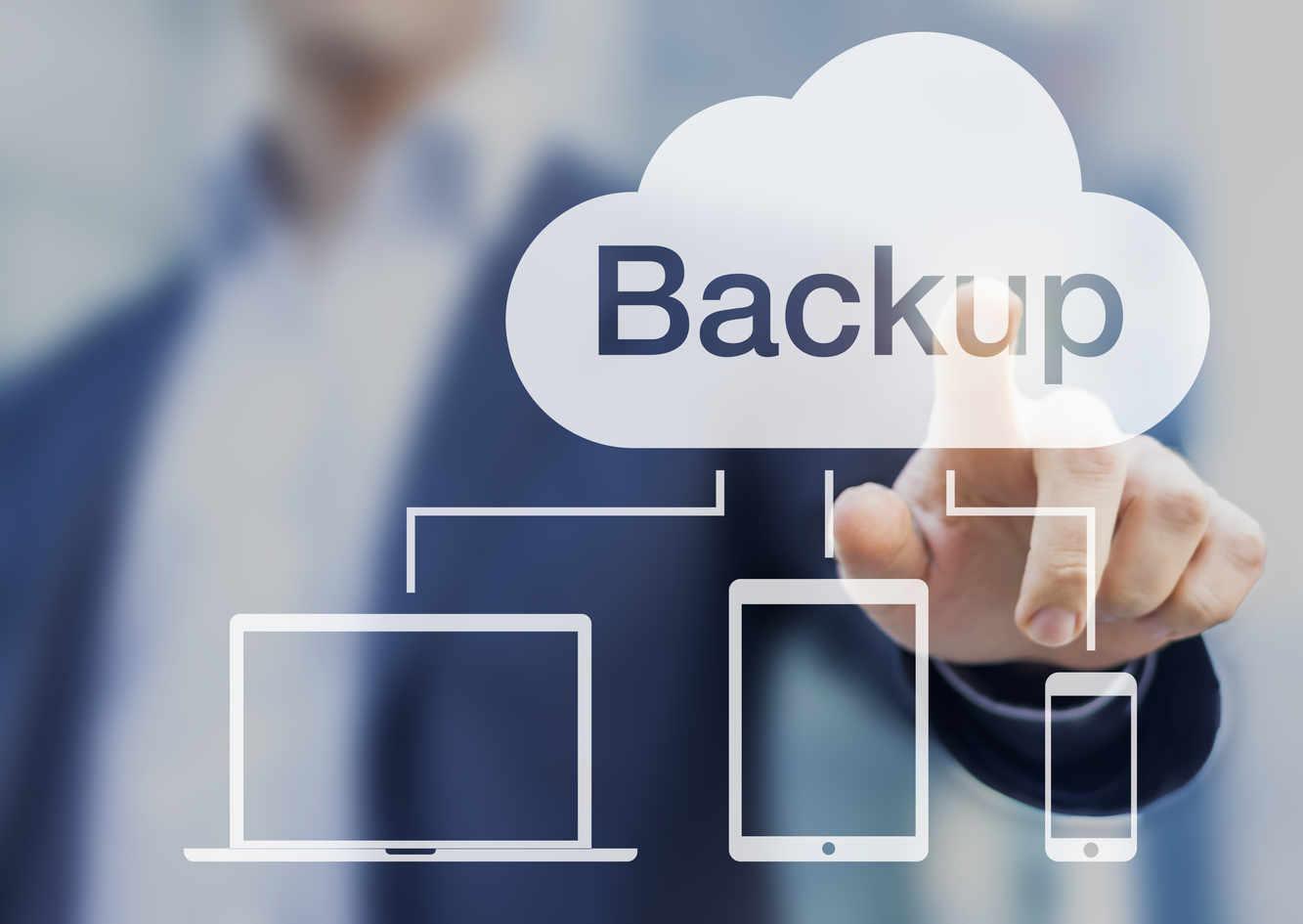 Complete Data Backup
