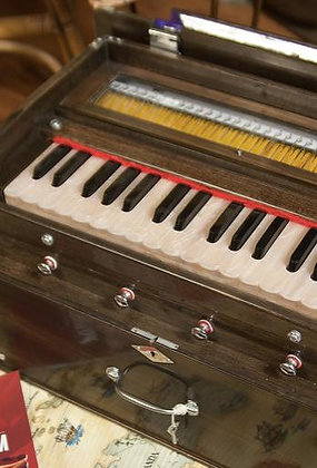 Harmonium Lesson for beginners