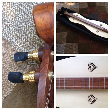Mountain Dulcimer + Music!