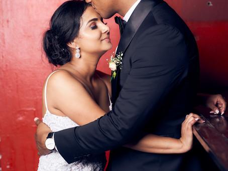 Mr and Mrs Jafta