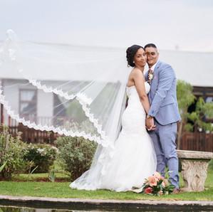 Lega and Naldo Wedding