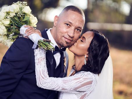 Vaughn and Shade Wedding