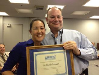 2014 Outstanding Mentorship Award