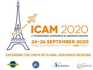 Announcing the 1st International Conference of Aerospace Medicine, ICAM 2020