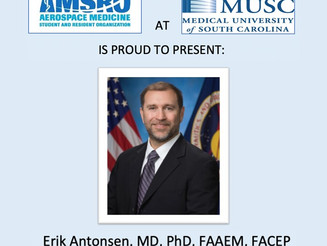 MUSC AMSRO Event February 25th