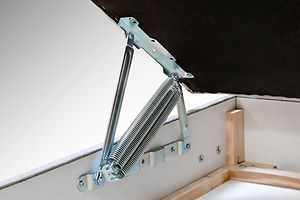 A closeup shot of a lifting mechanism for the bed.jpg