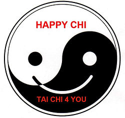 Happy Chi Tai Chi 4 You logo Tony Stewar