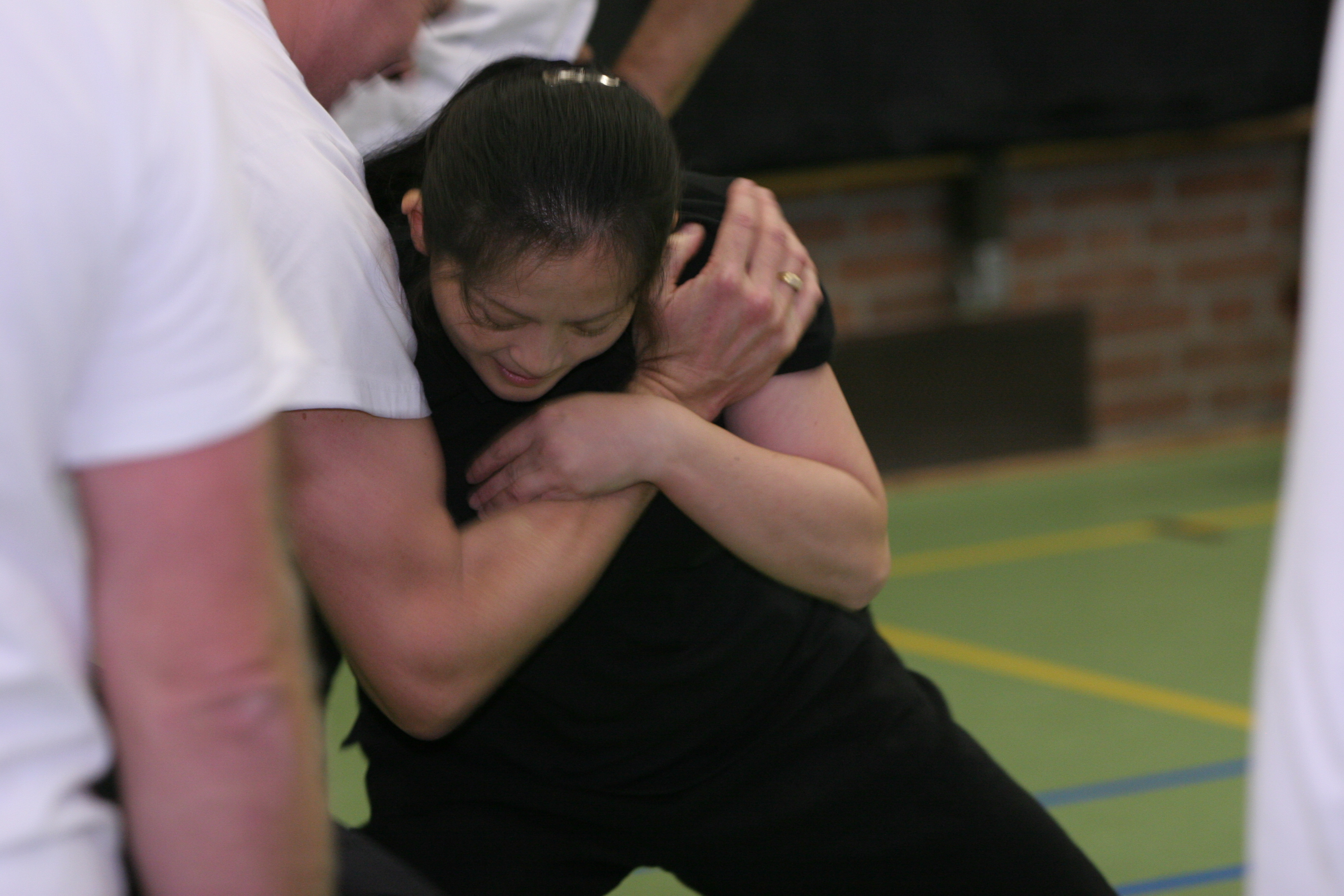 Martial art!