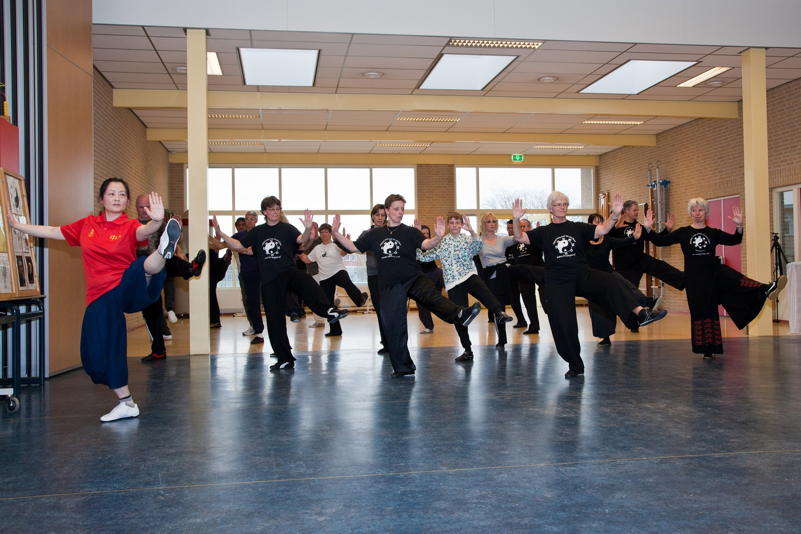 Groups lessen Tai Chi 4 You All ages