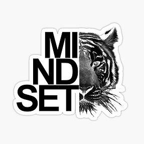 Develop your eye of the tiger mind set.j