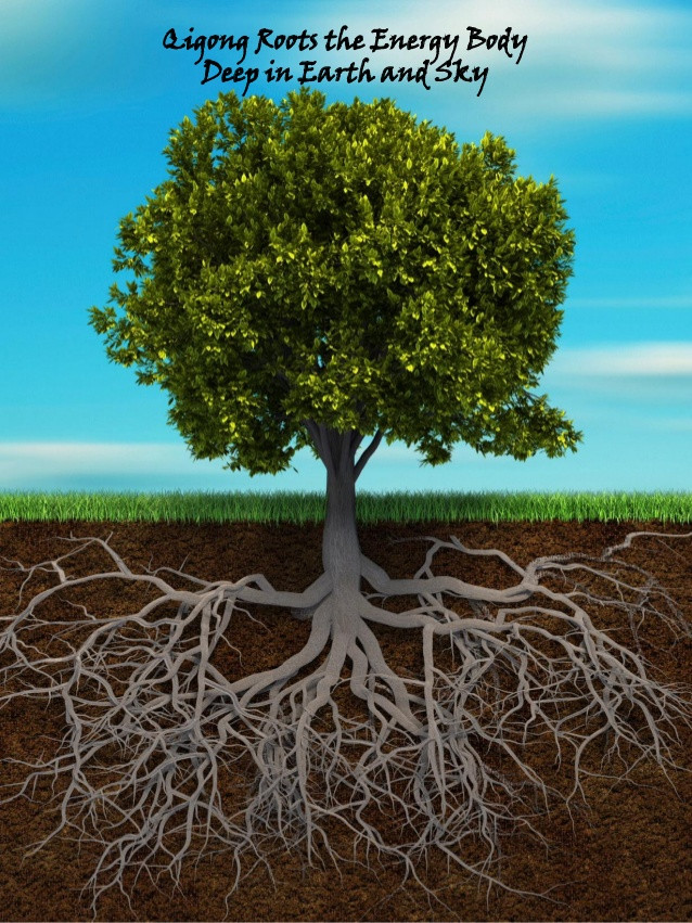 Qigong roots you deep into the earth and