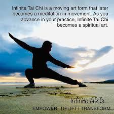 Transform your life as you practice tai