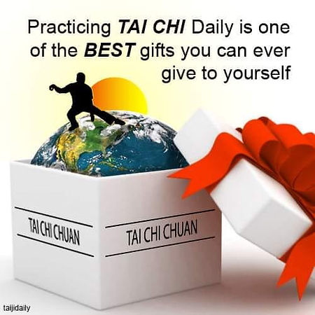 Tai Chi 4 You practicing tai chi daily i