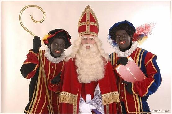 Happy Sinterklaas and long live the zwar