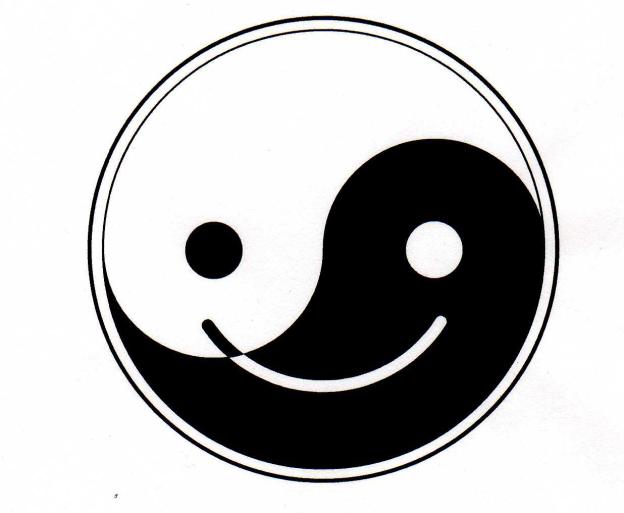 Happy New Year Yin Yang