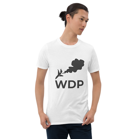 WDP LOGO-Short-Sleeve Unisex T-Shirt