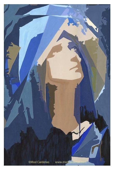 Mod Cardenas - Misericordia en azul - 20
