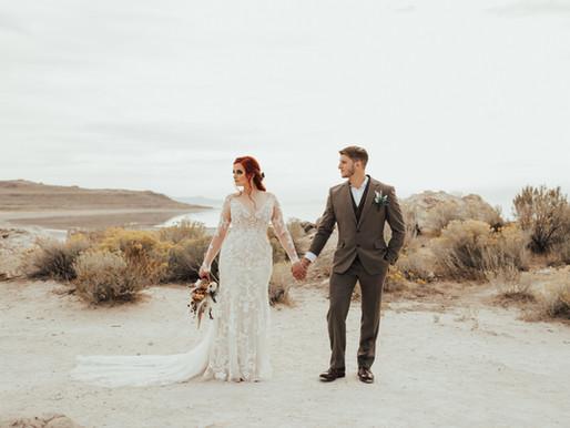 Lindsey + Dustyn Bridals