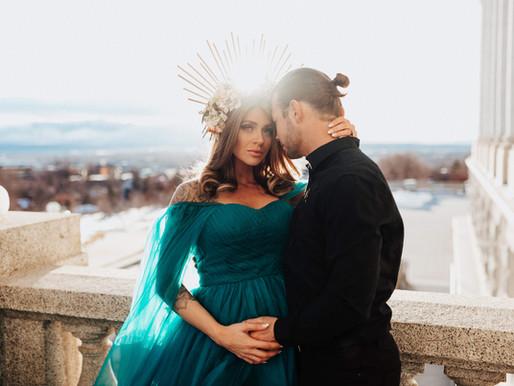 Nadalynn + Corey Maternity