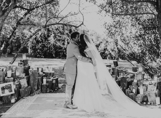 Tashina + Victor Wedding