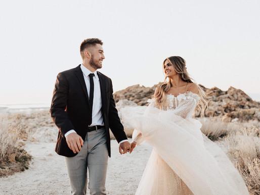 Jess + Will Bridals