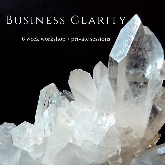 Business Clarity Workshop