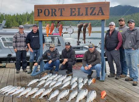 July 7th Fishing Report