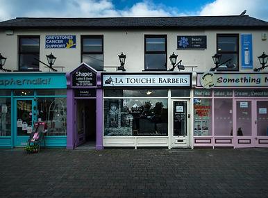 La Touche Barbers, La Touche Place,Greystones, Co. Wicklow
