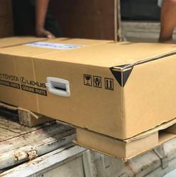 Toyota Hybrid Battery in a box, BatteryL