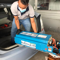 Battery Lab mobile install