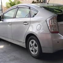 Prius vehicle @ Battery Lab