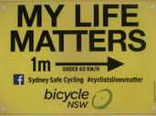 Sydney Safe Cycling