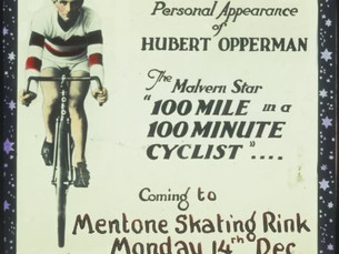 Sir Hubert Opperman's Malvern Star