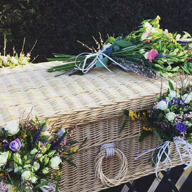 Coffin Sheaf and Coffin Dressings