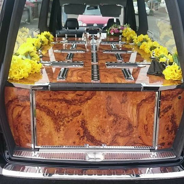 Hearse Deck Dressing